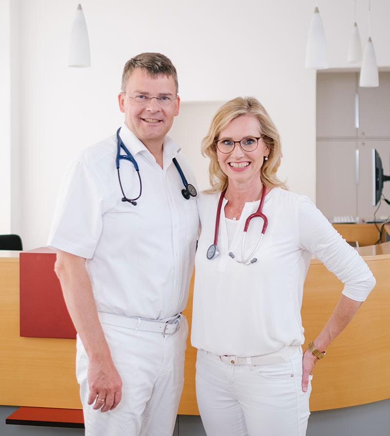 Dr. med. Irina Jordan-Berndt und Dr. med. Matthias Berndt