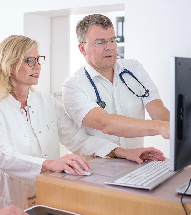 Anmeldung Dr. Berndt in Hannover