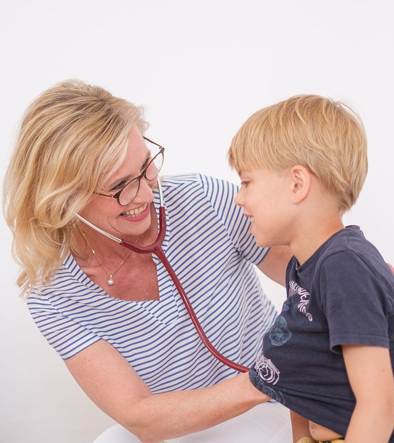 Kinderarzt Hannover - MVZ Dr. Berndt