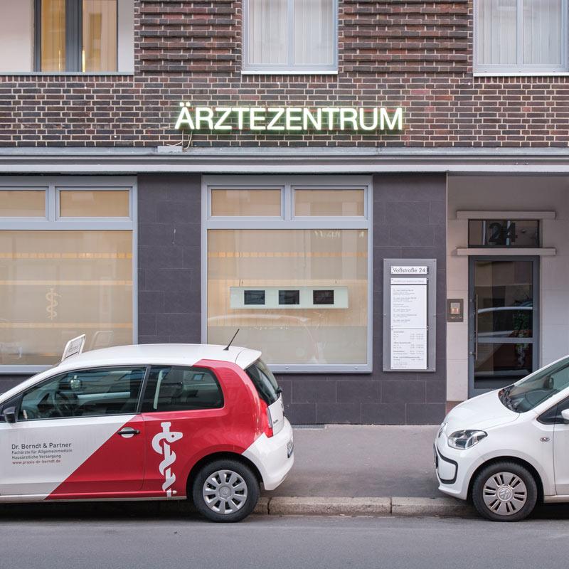 Praxisteam Dr. Berndt & Partner